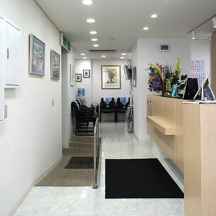 当医院はバリアフリーです。のイメージ