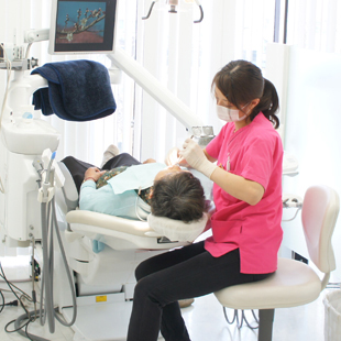 歯科医師・歯科衛生士募集中のイメージ